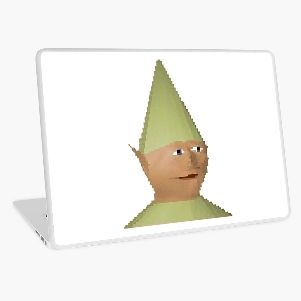 Gnome Child Laptop Skin