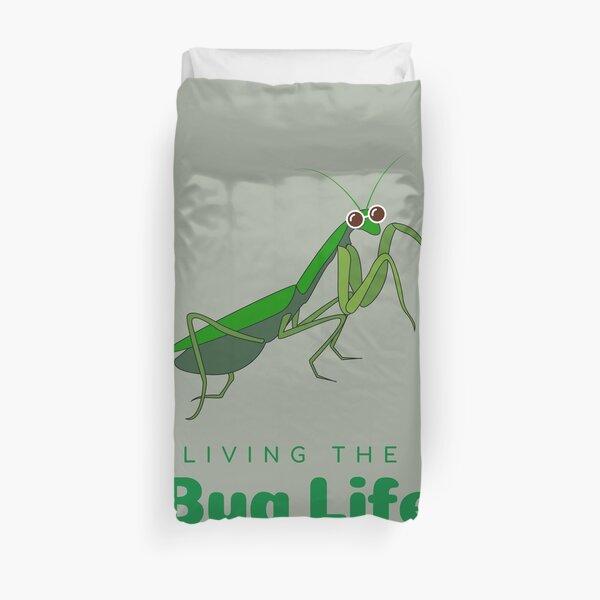 Bug Life Mantis Duvet Cover