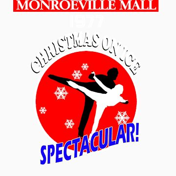 Monroeville Mall Ice Spectacular by darrentomalin