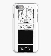 Numb iPhone Case/Skin