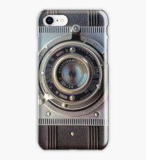 Detrola Vintage Camera iPhone Case/Skin