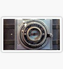 Detrola Vintage Camera Sticker