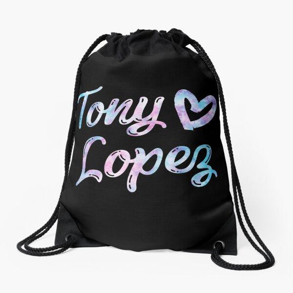 Tony Lopez Tiktok Estético Tie Dye Mochila saco