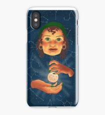 Fata Ineffugibilia iPhone Case