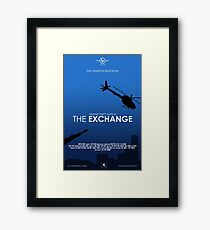 GTA III - The Exchange Framed Print