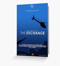 GTA III - The Exchange Greeting Card