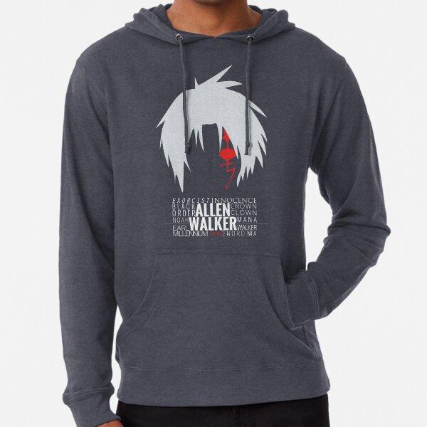 Allen Walker T-Shirt Lightweight Hoodie