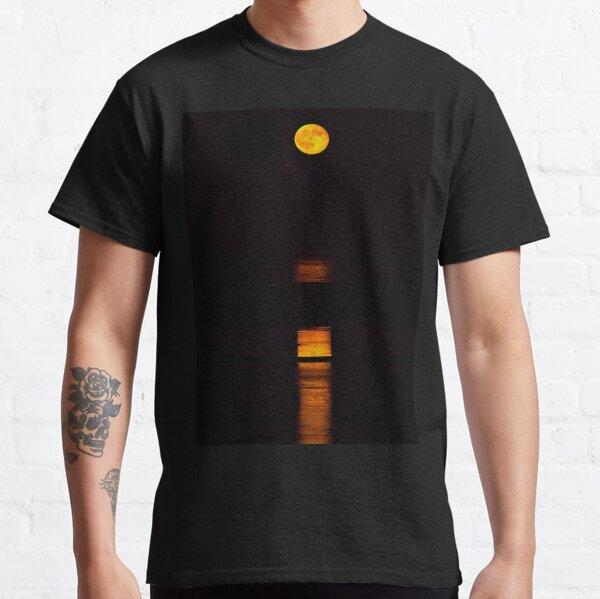 Moonrise over Cape Cod Classic T-Shirt