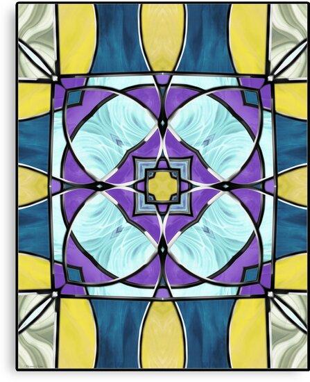 Stained Glass Window 7 by dahlymama