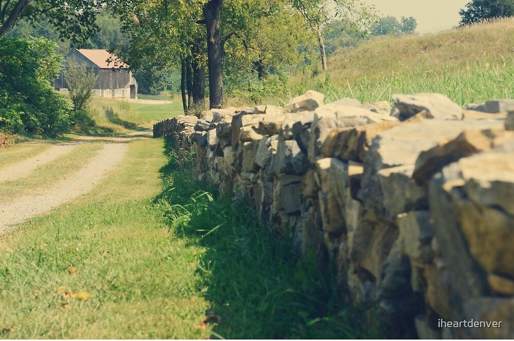 Farm Road by iheartdenver