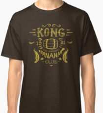 Kong Banana Club Classic T-Shirt