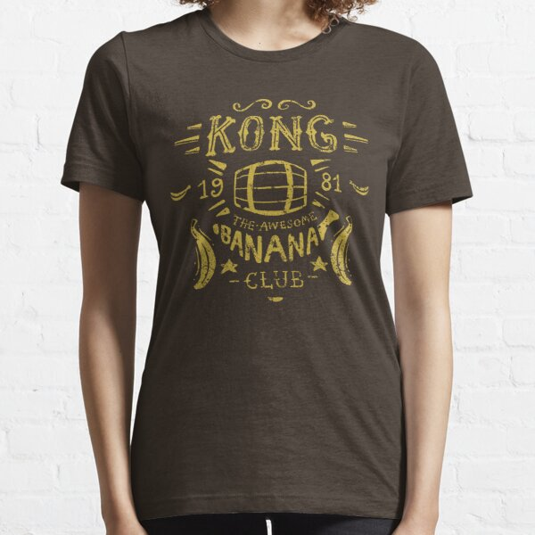 Kong Banana Club Essential T-Shirt