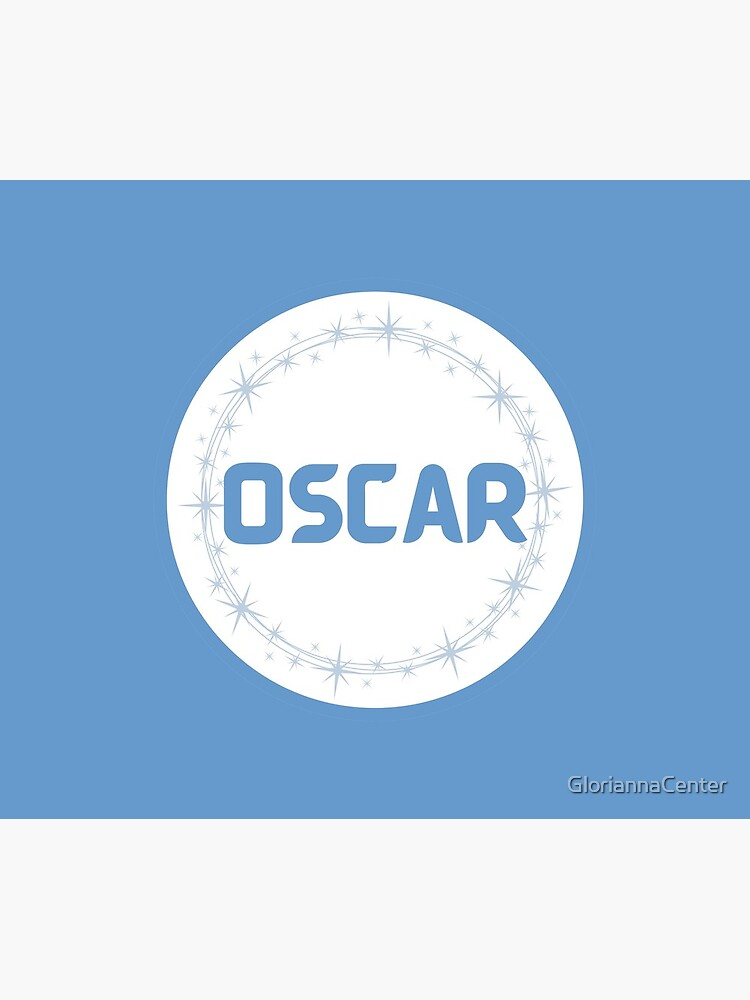 Oscar by GloriannaCenter