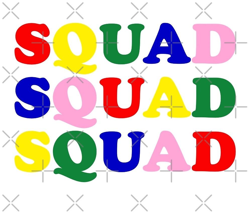 Carnival Squad by sadapparel
