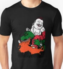 Sit Down and Shut Up Artwork in Color (textless) Unisex T-Shirt