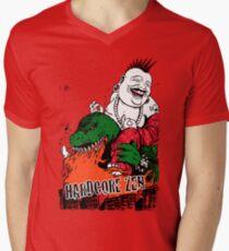 Sit Down & Shut Up Artwork in Color! Mens V-Neck T-Shirt
