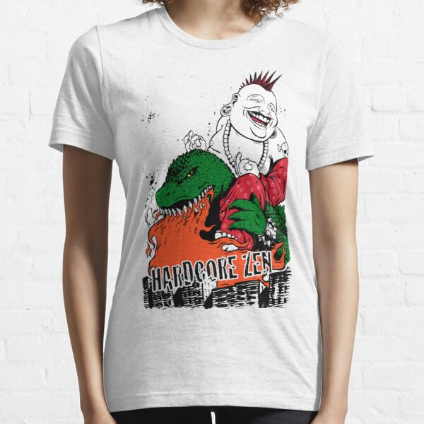 Sit Down & Shut Up Artwork in Color! Essential T-Shirt