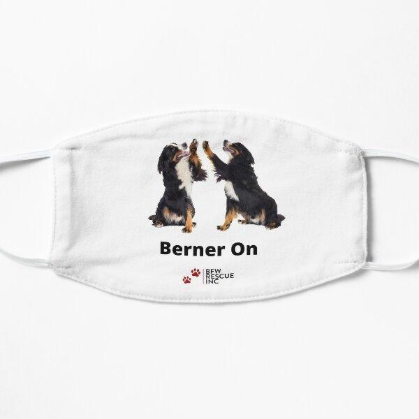 Berner On Flat Mask