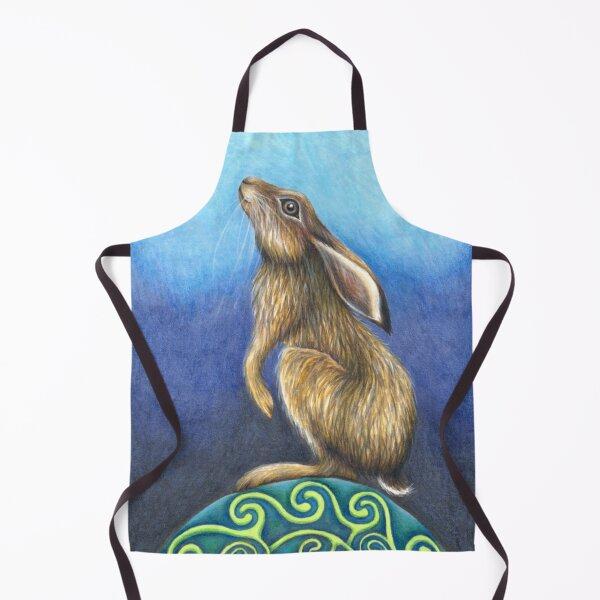 Moonstruck Hare Apron
