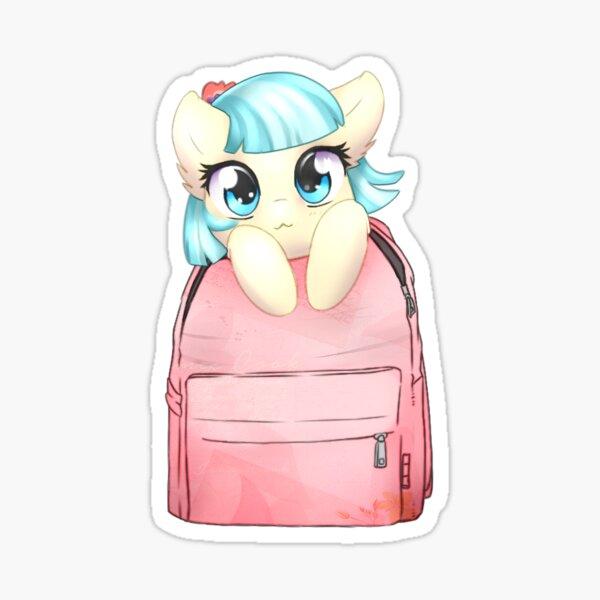 Cocopommel Bagpack Pony Sticker
