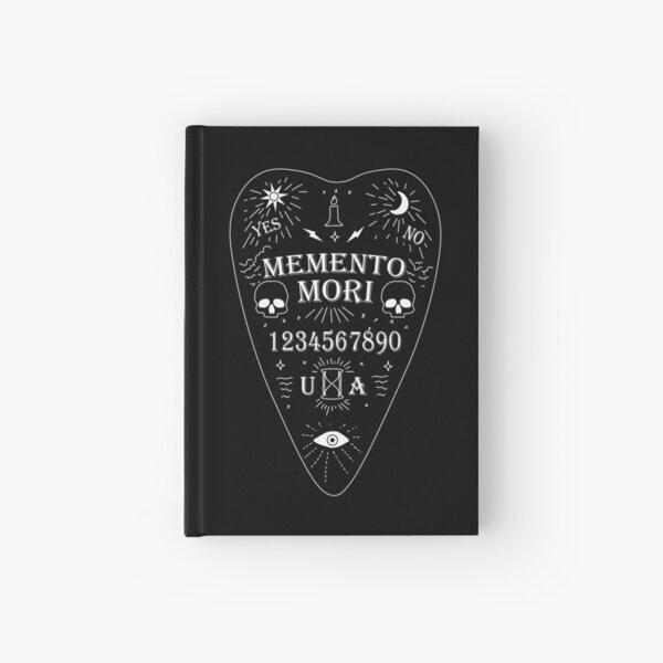 Unus Annus Ouija Board White Hardcover Journal