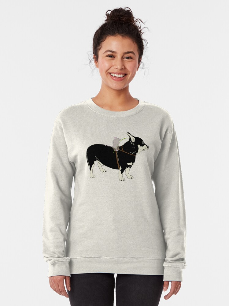 Alternate view of Mouse Rider Pullover Sweatshirt