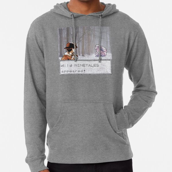 Ninetales Encounter Lightweight Hoodie