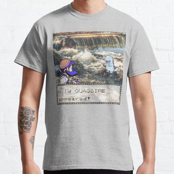 Quagsire Encounter Classic T-Shirt