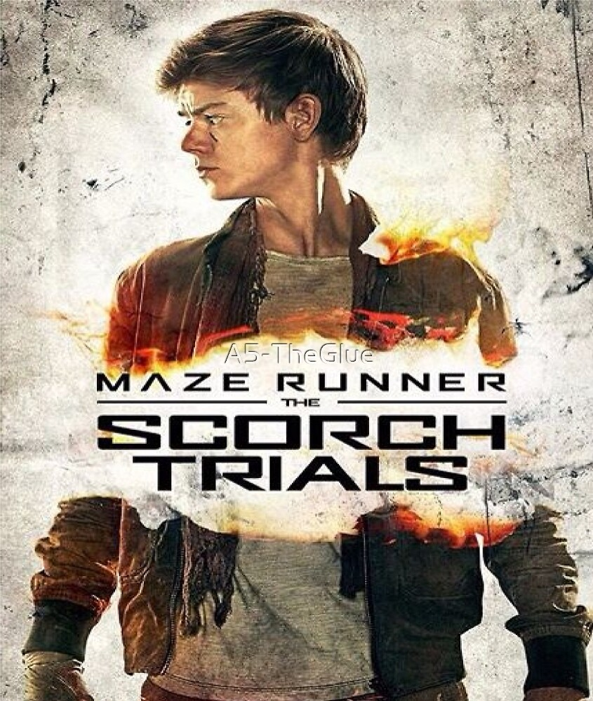 The Scorch Trials - Newt by A5-TheGlue