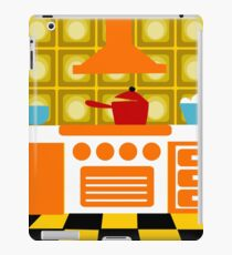 Retro Kitchen iPad Case/Skin