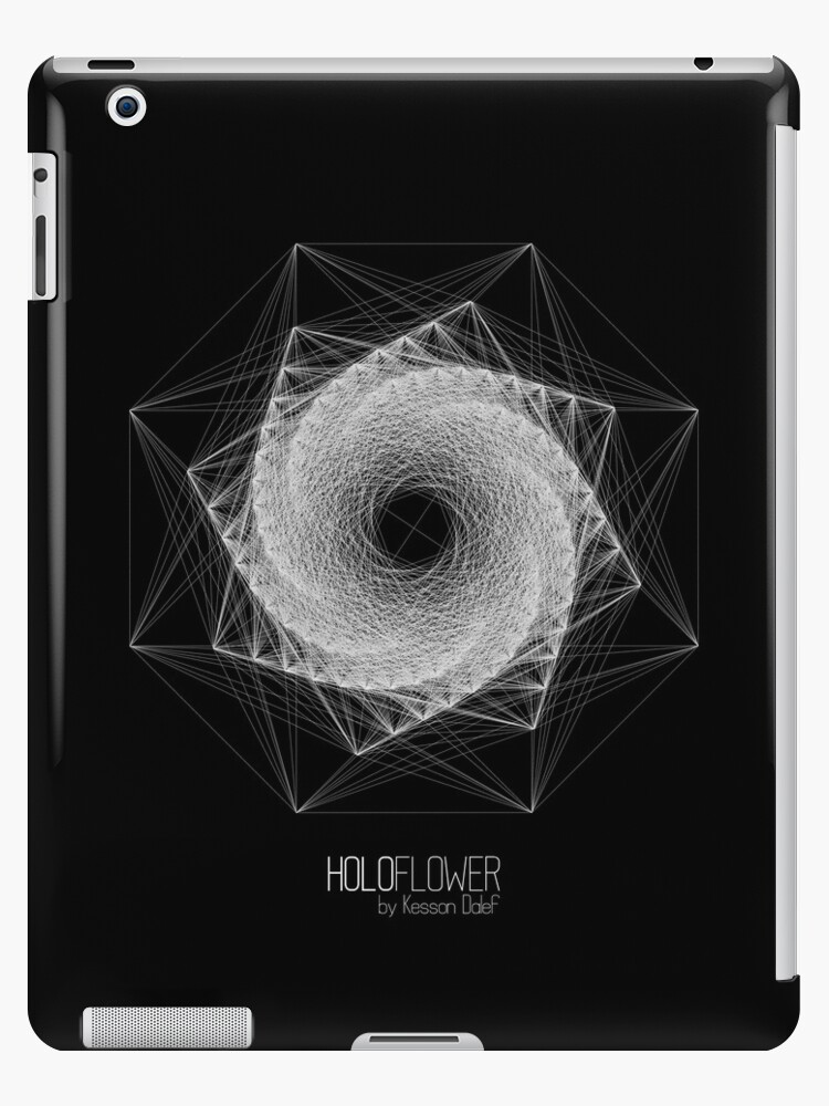 holoFlower - Generative Design by kessondalef
