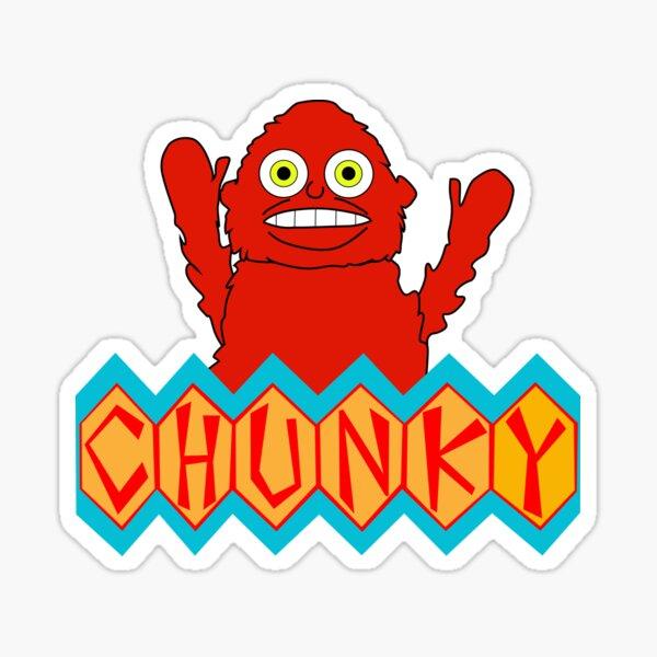 Chunky Sticker