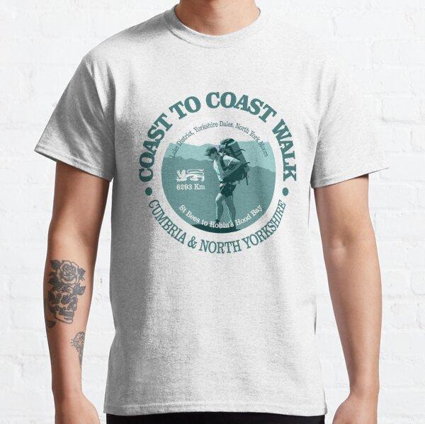 Coast to Coast Walk (T) Classic T-Shirt