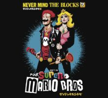 The Sid & Nancy Nintendo Lost Levels | Unisex T-Shirt