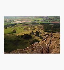 Lofty View From Binevenagh Photographic Print