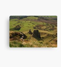 Binevenagh View Canvas Print