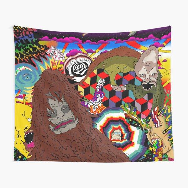 The big lez show wall art Tapestry