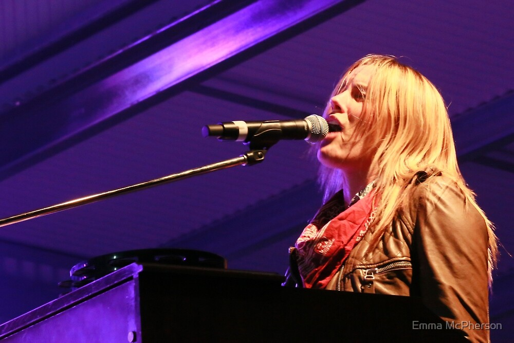 Grace Potter and the Nocturnals - Deni Blues & Roots 2014 by SnaphappyEm