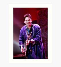 John Mayer - musician first and foremost Art Print