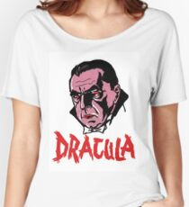 DRACULA - Vintage 1960's Style! Women's Relaxed Fit T-Shirt