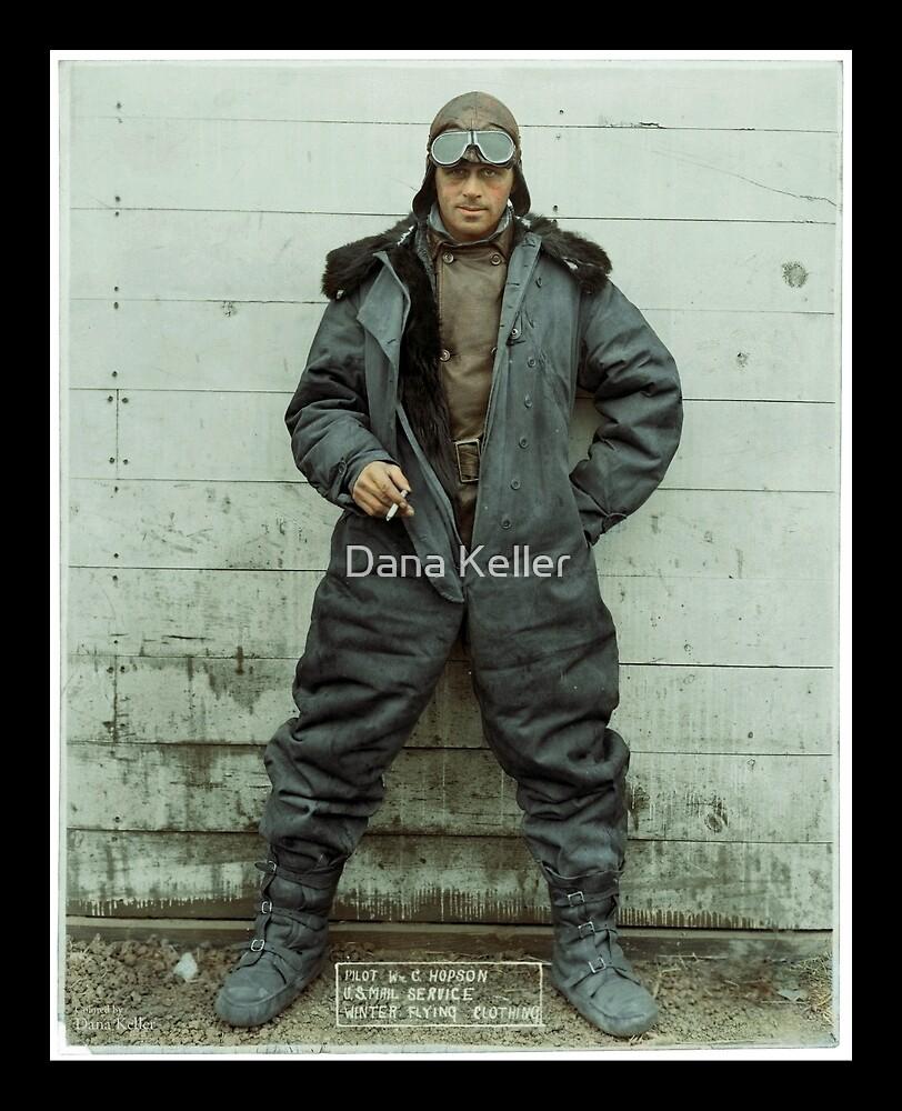 "Pilot William ""Wild Bill"" Hopson, 1926 by Dana Keller"