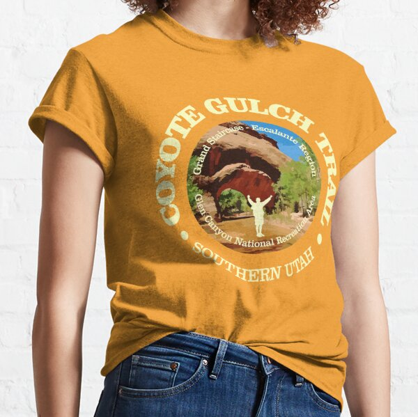 Coyote Gulch Trail (OBP) Classic T-Shirt