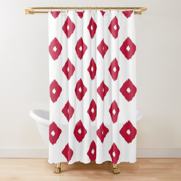 Athens-WR Shower Curtain