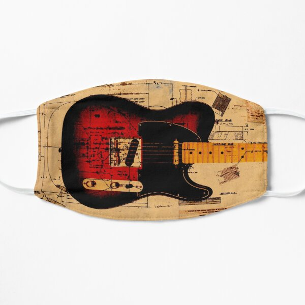 Telecaster Flat Mask