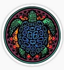 Turtle Amazing Mandala! Sticker