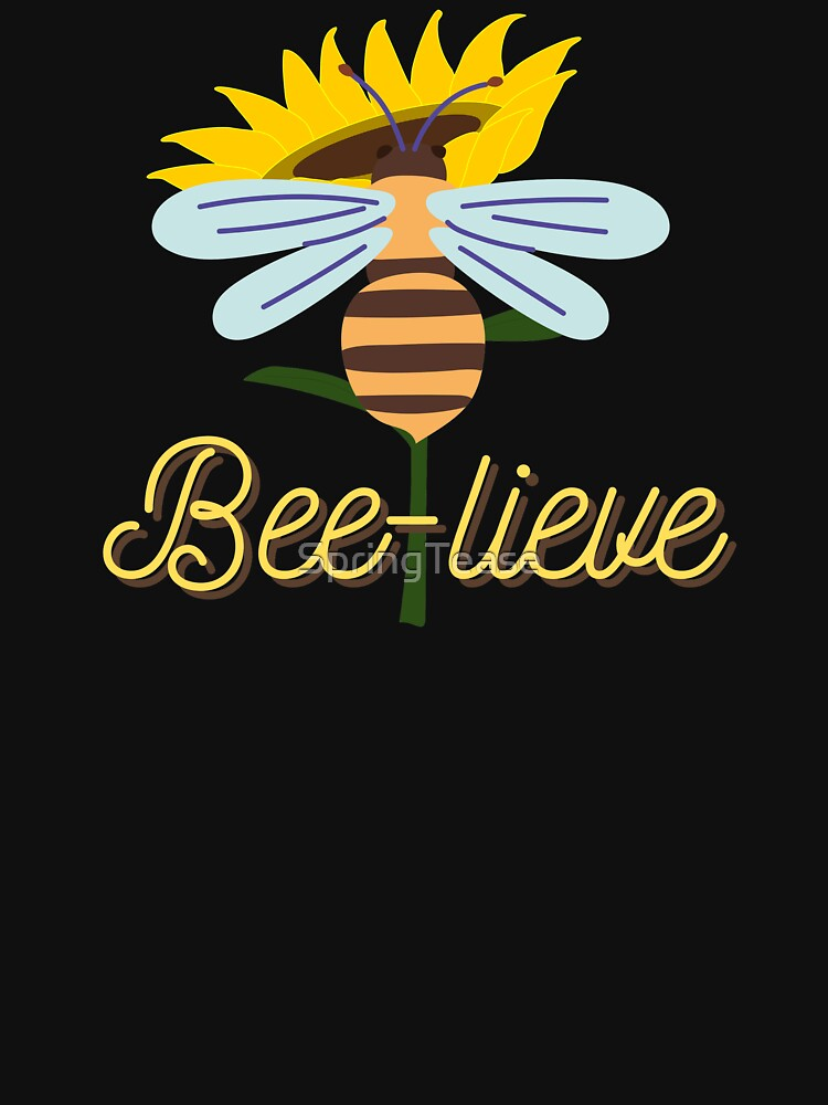 Bee-lieve Bee Garden by SpringTease