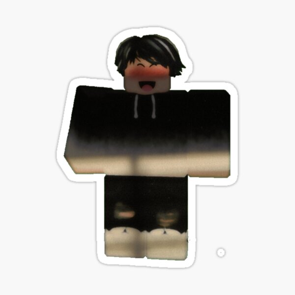 My Avatar Modified Roblox Collection Sticker By Creamu Redbubble Emo roblox avataris the most liked feature by the roblox players in the united states. redbubble