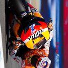 Casey Stoner in Jerez 2012 by corsefoto