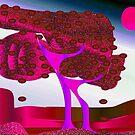 Two Trees by IrisGelbart