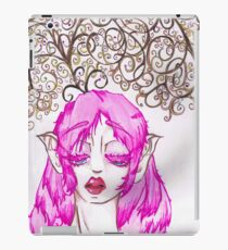 Elf thoughts iPad Case/Skin
